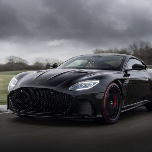 Der Aston Martin DBS Superleggera TAG-Heuer-Edition ist limitiert auf 50 Exemplare.