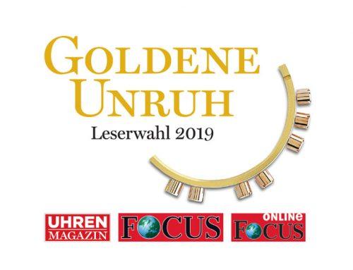 Goldene Unruh 2019: Die Sieger