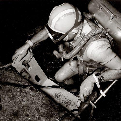 Robert »Bob« Maloubier war beauftragt, für die französischen Kampftaucher eine Taucheruhr zu beschaffen.