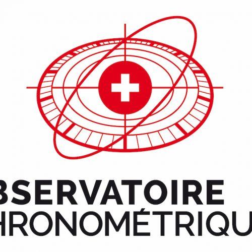Das Logo des Observation Chronométrique Plus von Timelab.