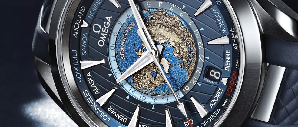 Omega-Seamaster-Aqua-Terra-Worldtimer-Stahl