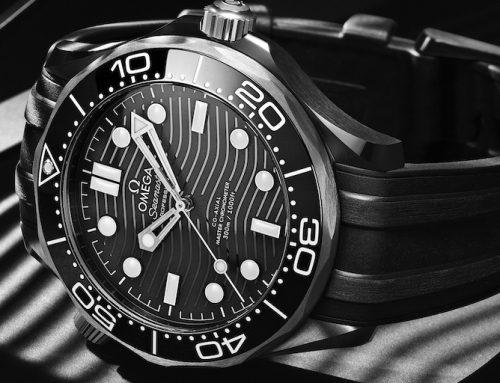 Omega: Seamaster Diver 300M Keramik und Titan