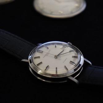 Die erste automatische Armbanduhr von Audemars Piguet.