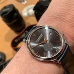 Chopard fertigt auch Uhren nach den Maßstäben der besonders anspruchsvollen »Qualité Fleurier«.