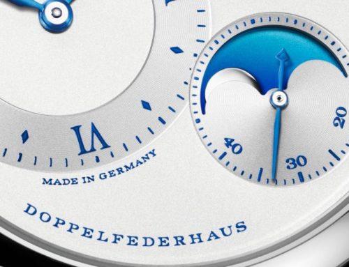 A. Lange & Söhne: Lange 1 Mondphase »25th anniversary«