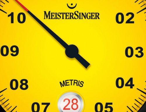 Meistersinger: Metris Mellow Yellow