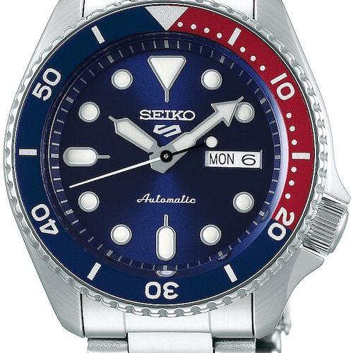 Die SRPD53K1 der Seiko-5-Sports-Kollektion gehört Sports-Style-Familie. 269 Euro