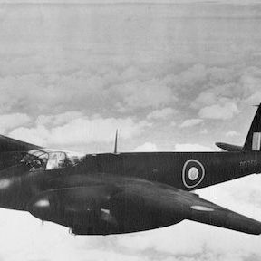 Die de Havilland Mosquito war eines der schnellsten Flugzeuge ihrer Zeit.