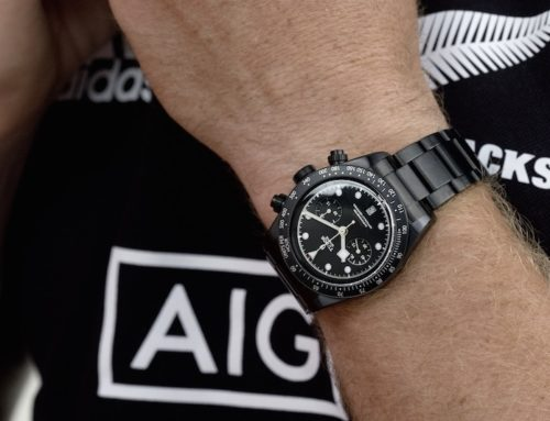 Tudor: Black Bay Chronograph Dark