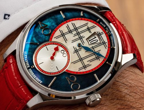 Alexander Shorokhoff: Crossing 2