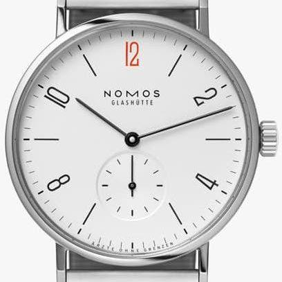 Die Tangomat von Nomos für Ärzte ohne Grenzen ist limitiert auf 250 Stück.