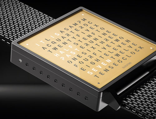 Qlocktwo: W39 – 10 Years Edition