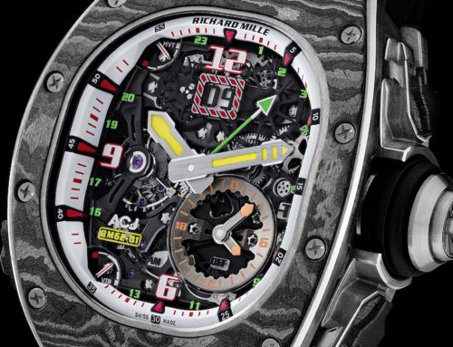 Richard Mille: RM 62-01 Tourbillon Vibrating Alarm ACJ