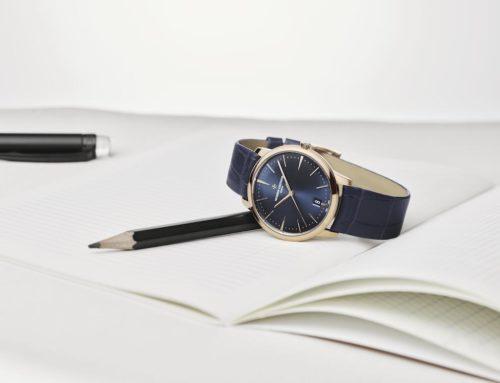 Vacheron Constantin: Patrimony Automatic Mitternachtsblau